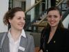 Морозова М.В. представитель фирмы «AWETA» и Жбанова Ольга Владимировна, ведущий специалист АСП РУС