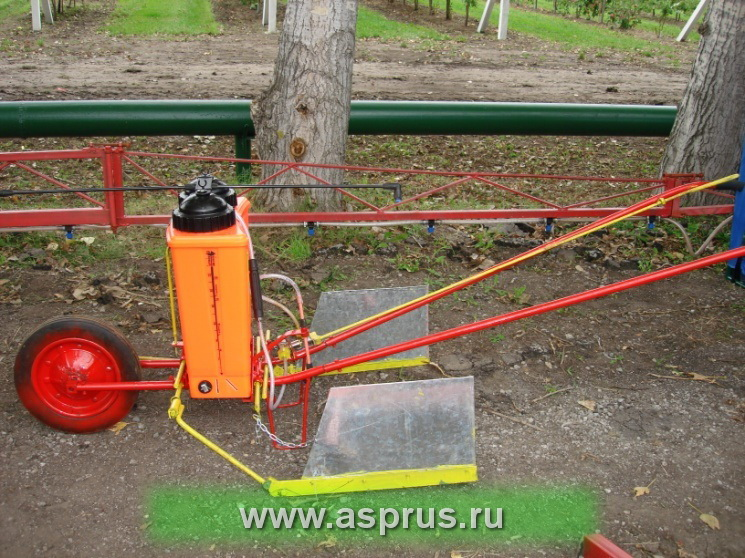 Технические средства и агротехнические  регламенты технологии отводкового маточника  клоновых подвоев с применением органического субстрата