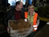 Председатель Ассоциации садоводов-питомниководов Муханин И.В. (слева) на голандской фирме Poland Plants, занимающейся производством высокопродуктивной рассады земляники