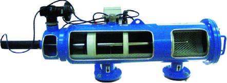 Сетчатый автом фильтр