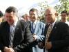 День садовода - зам. министра Черноиванов П.П., губернатор Тамбовской области Бетин О.И. и председатель Ассоциации Муханин И.В. 2010