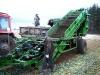 Машина для выкопки рассады земляники
