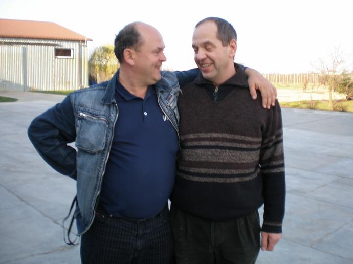 Муханин И.В. с Ришардом Новаковским