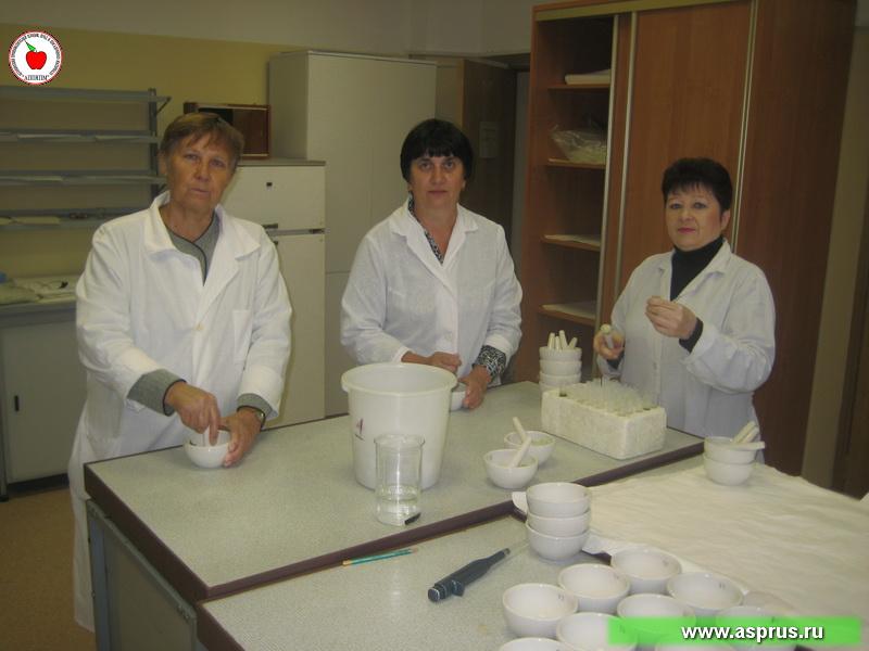 Лаборатория вирусологии