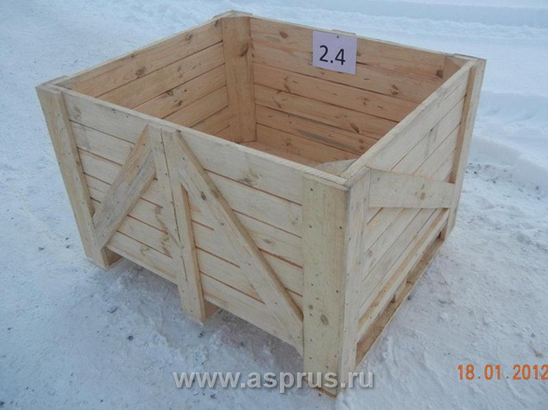 2.4 Контейнер плодовый Евростандарт (усиленный)