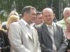 Фото 1. Академик Куликов И.М. и председатель ассоциации садоводов Муханин И.В.