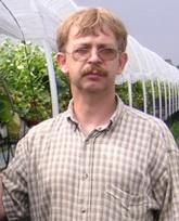 Waldemar Treder, профессор института садоводства в Скерневице (Польша)