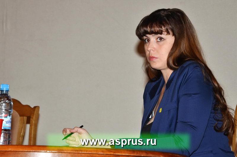 Секретарем Общего Собрания была Жбанова Ольга Владимировна, зам. исполнительного директора АППЯПМ