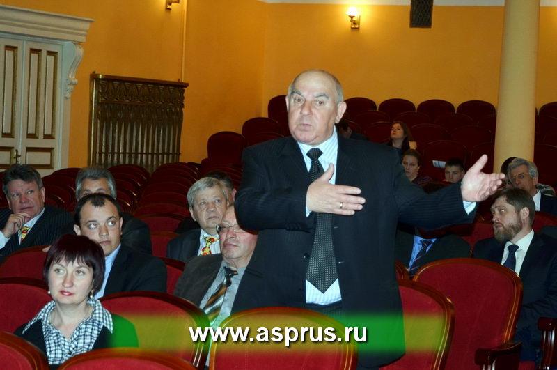 Свои предложения высказывает Черкашин Валерий Петрович.