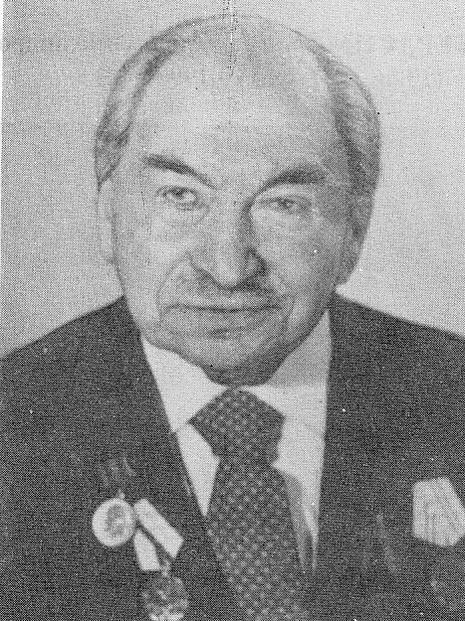 ГЕЛЬФАНБЕЙН ПЕТР САУЛОВИЧ