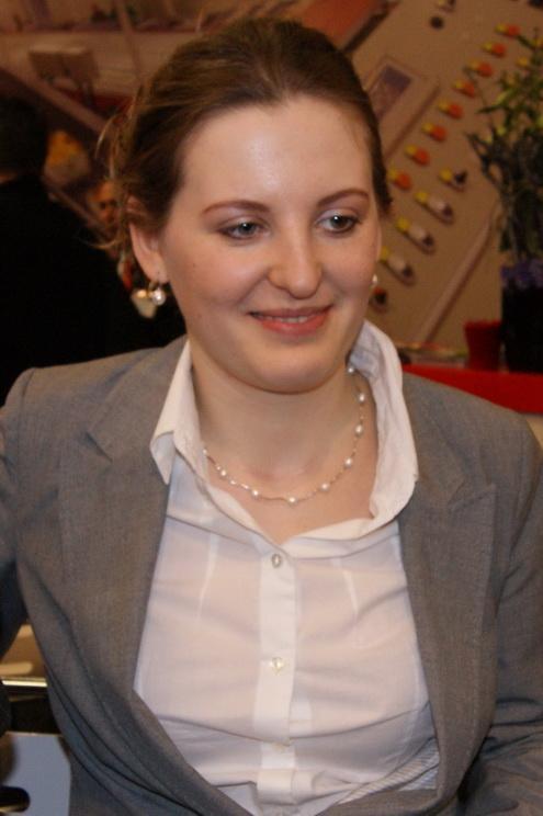 Морозова М.В. руководитель представительства в Москве фирмы «AWETA»