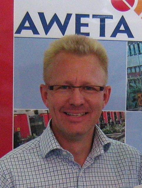 Joop Korvezee – директор фирмы «AWETA» по экспортным поставкам в СНГ