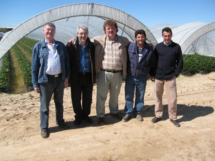 АСП РУС совместно с Янушом Глиницким в Испании