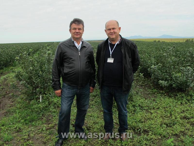 Говорущенко Николай Владимирович и Муханин Игорь Викторович