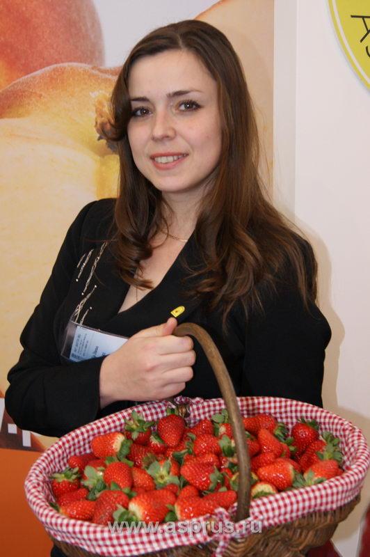 Жбанова Ольга Владимировна, ведущий специалист Ассоциации садоводов-питомниководов (АСП-РУС) по ягодным культурам
