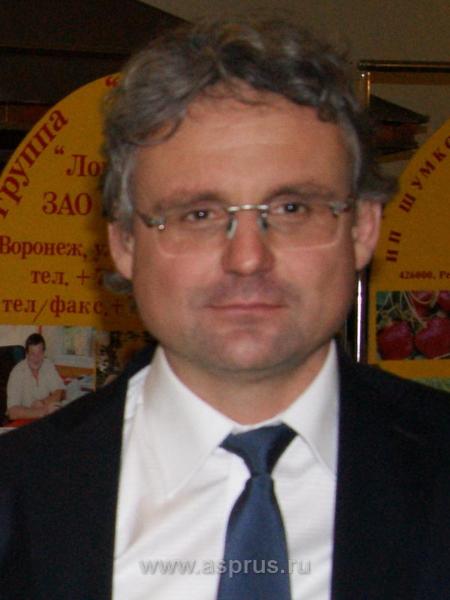 Корчагин Владислав Валентинович, генеральный директор компании ЗАО КСП «Дружба» (Краснодарский край)