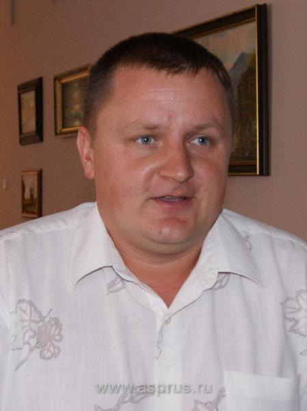 Евдокимов Игорь Петрович, генеральный директор ОАО КСП «Светлогорское» (Краснодарский край)