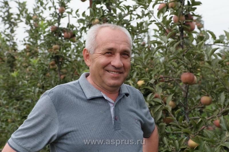 Хаупшев Арсен Хусенович, генеральный директор ООО «Сады Эльбруса»