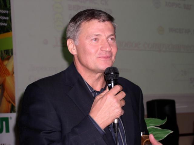 Кладь Александр Анатольевич, генеральный директор ЗАО «Сад Гигант» (Краснодарский край)