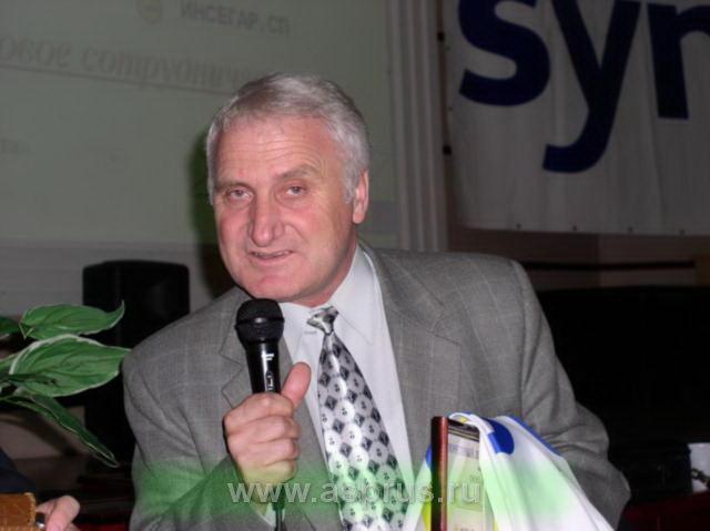 Праля Иван Иванович, генеральный директор ООО «Ландшафт» (Краснодарский край)