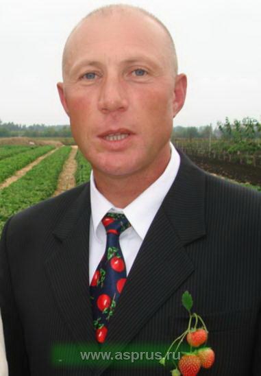 Абаринов Александр Викторович, генеральный директор Агрофирмы «Скандинав»