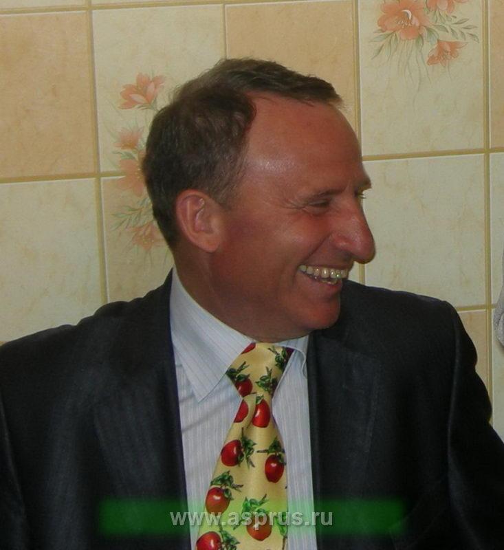 Свид Георгий Семенович, генеральный директор ООО «Авангард» (Рязанская обл.)