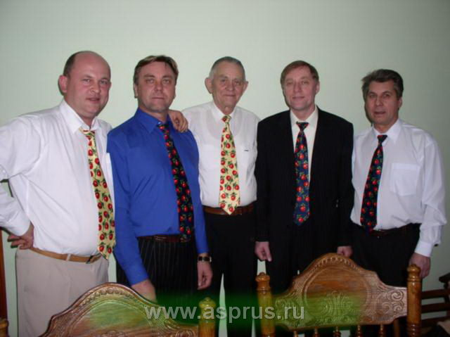 Члены Ассоциации садоводов-питомниководов