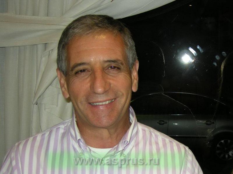 Руководитель фирмы INTA CDN (Испания)